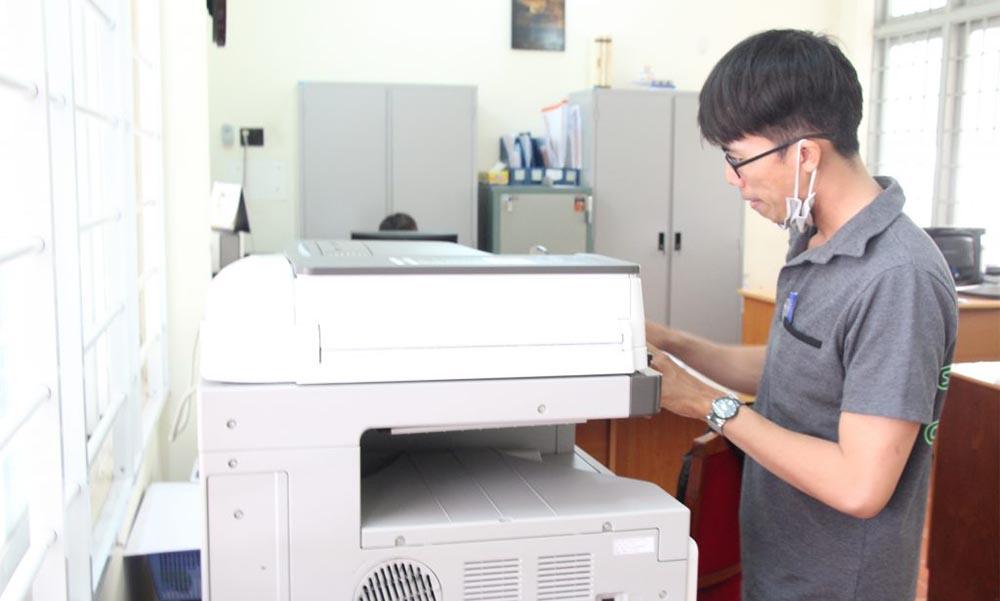 Lý do nhiều người sử dụng dịch vụ thuê máy photocopy