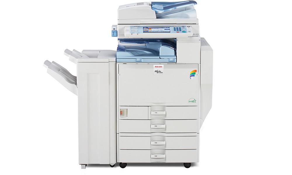 Máy photocopy màu Ricoh Aficio MP C5000
