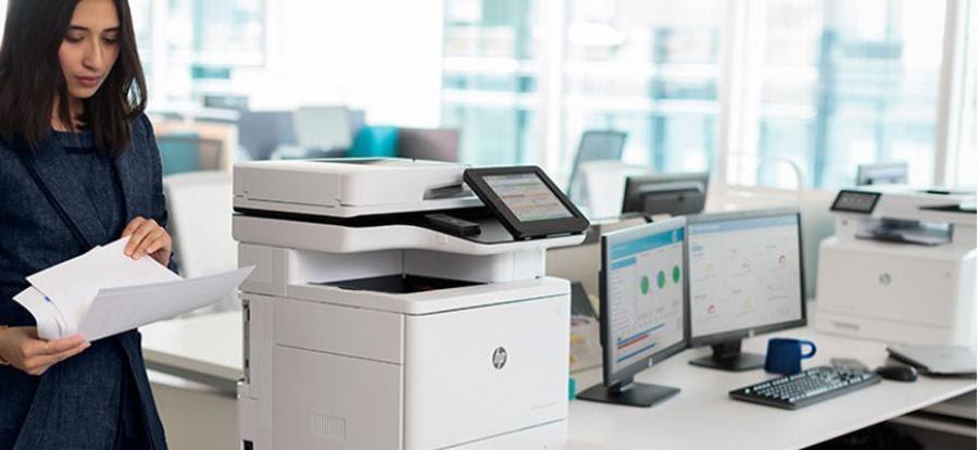 Máy in là thiết bị văn phòng thiết yếu