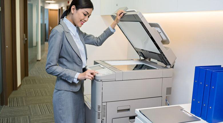 Máy photocopy là thiết bị quan trọng hiện nay