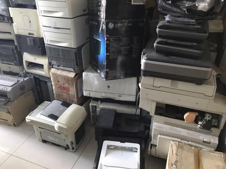 Dịch vụ mua máy in cũ uy tín sẽ nhận được nhiều phản hồi tốt