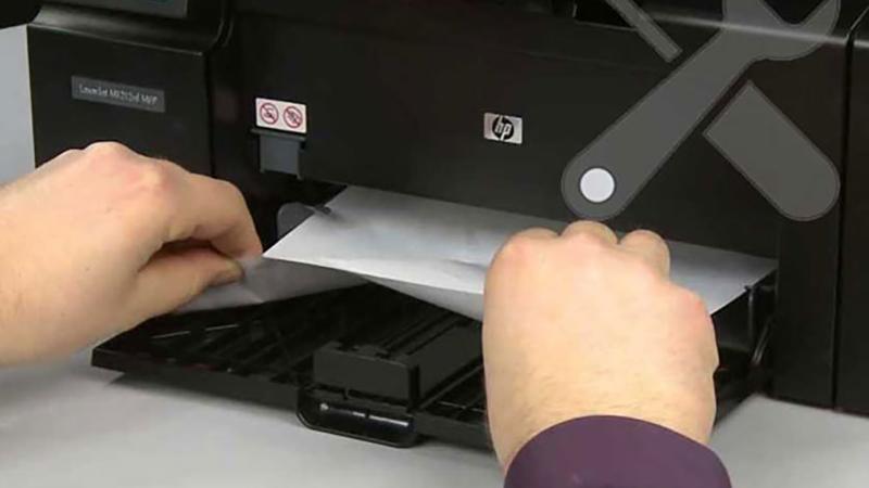 Máy in bị lỗi là nguyên nhân cần phải thanh lý máy in cũ
