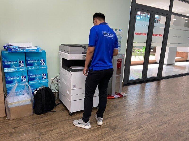 Thanh lý máy in cũ tại Quận 4 của Quốc Kiệt với giá cao