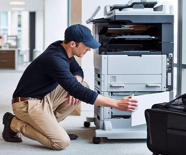 Quy trình thanh lý máy in cũ đối với doanh nghiệp, công ty