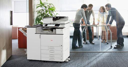 Thay thế bằng máy photocopy mới